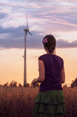 Der Wind – die älteste Kraft der Welt.