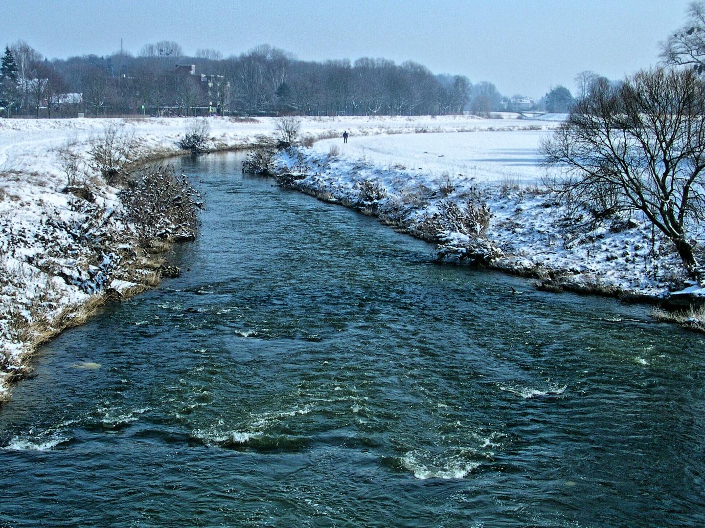 Der Winter......