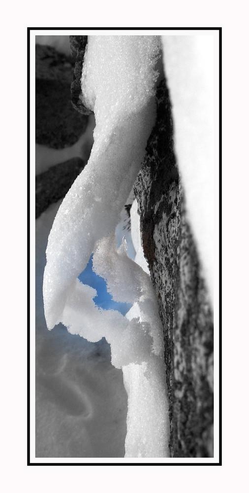 Der Winter als Künstler