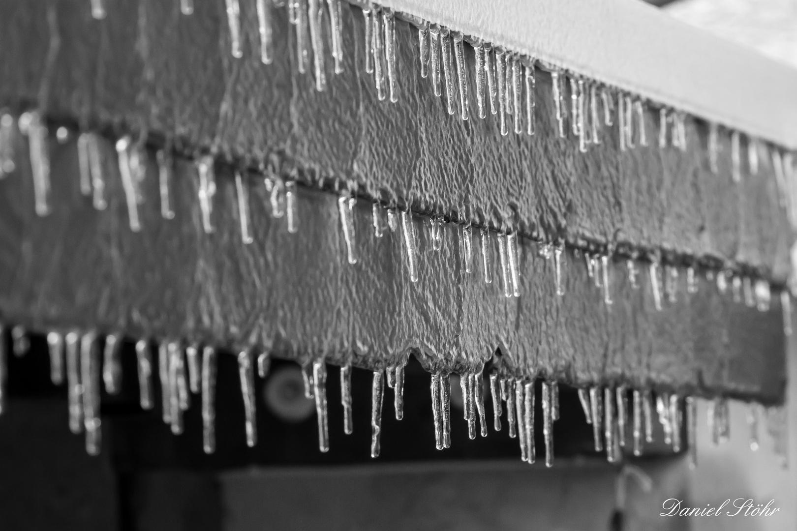 Der Winter hat uns wieder