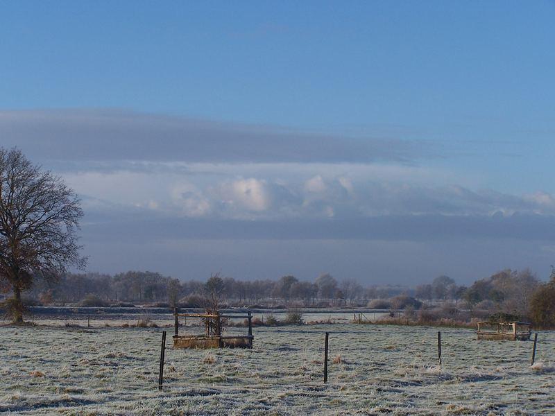 Der Winter im Norden