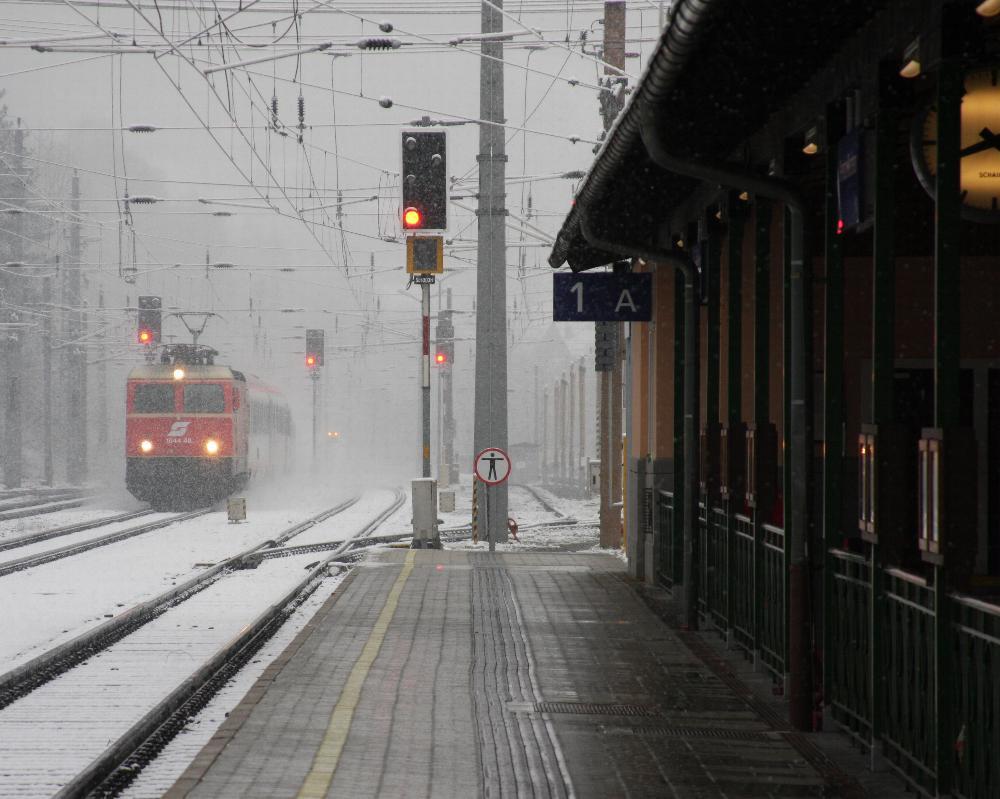 Der Winter ist noch nicht vorbei