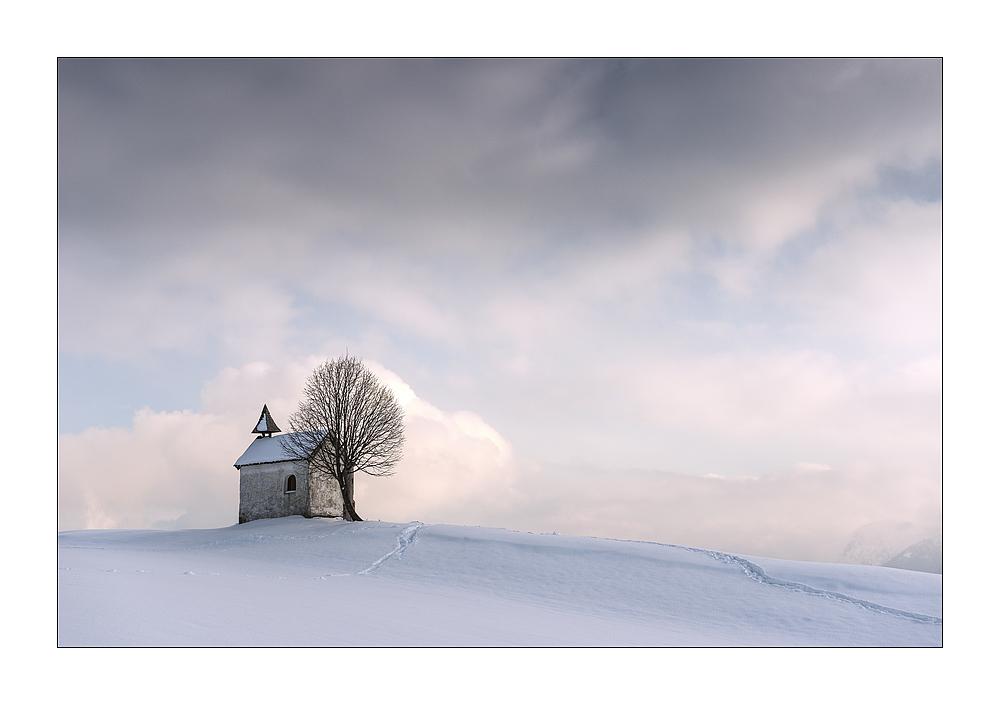 Der Winter kann so schön sein...