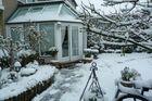Der Wintergarten ...