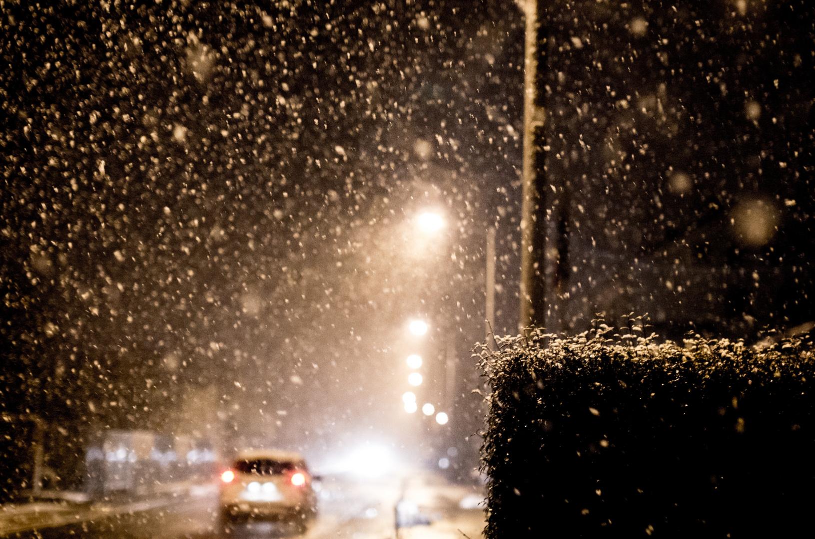 Der wohl letzte Schnee...