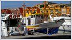 Der Yachthafen von Portimao