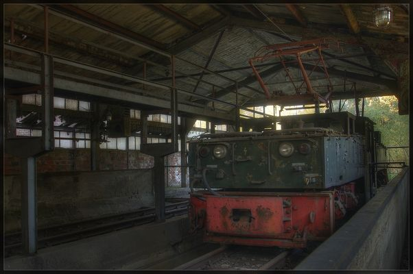 Der Zug ist abgefahren....