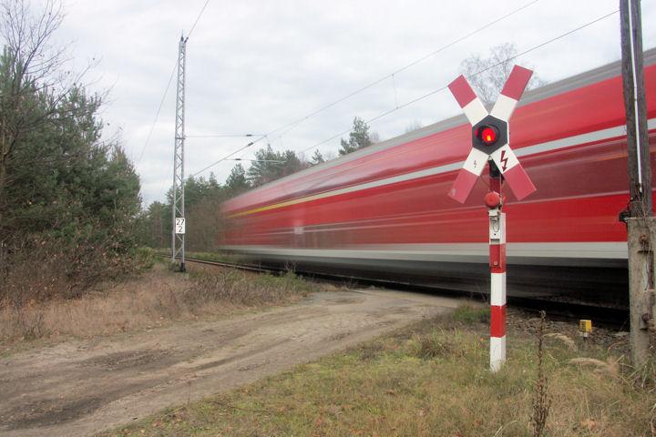 Der Zug kommt, Teil 1