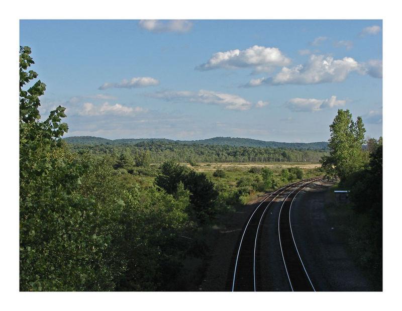 Der Zug nach Westen....