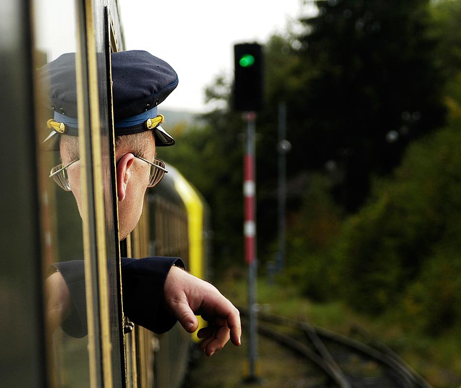 Der Zugbegleiter