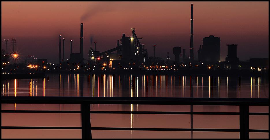 Der zweite Blick auf die Stahlwerke Bremen