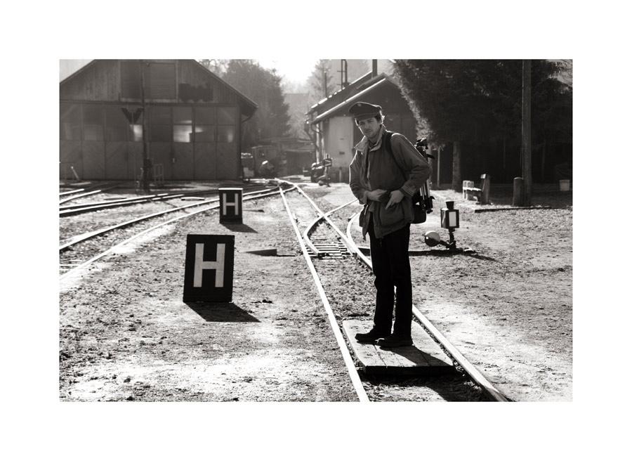 der zwidere Bahnhofsvorstand