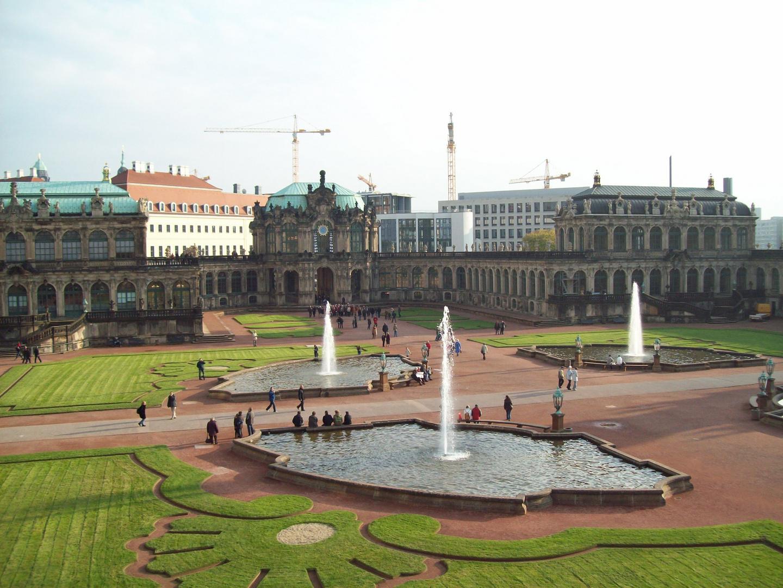 Der Zwinger von Dresden 2