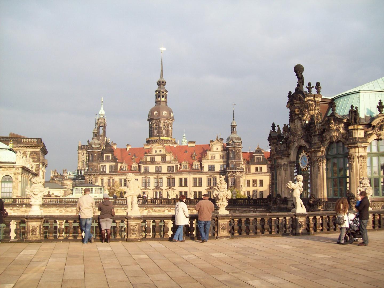 Der Zwinger von Dresden
