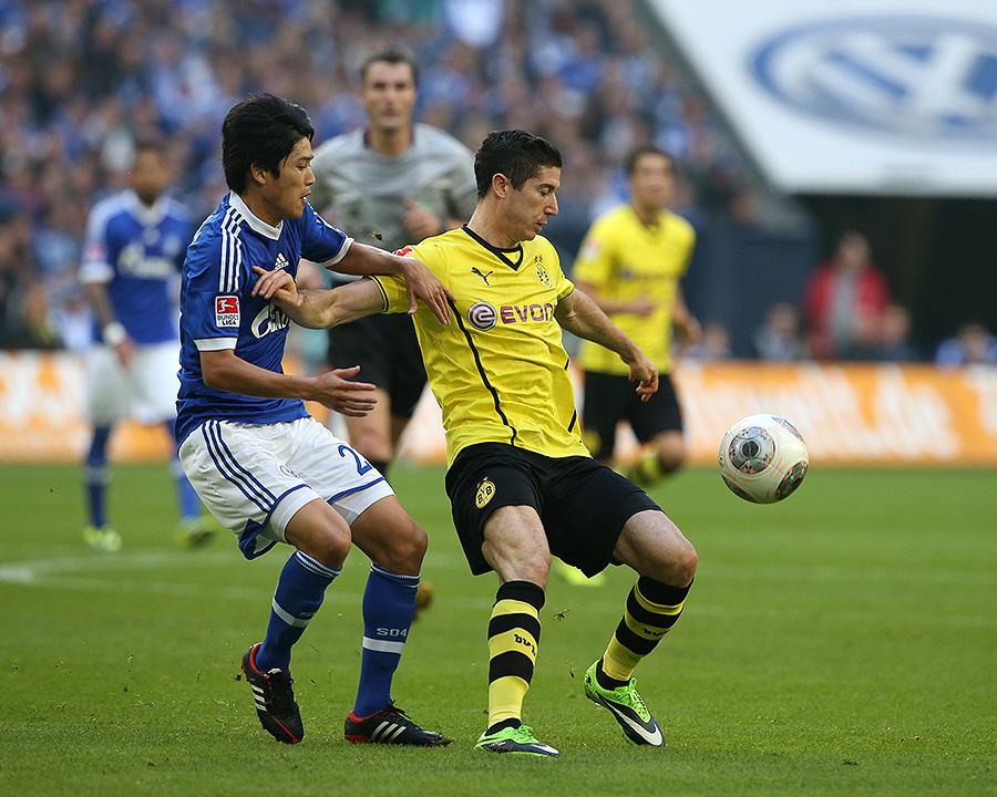Derby 143 auf Schalke