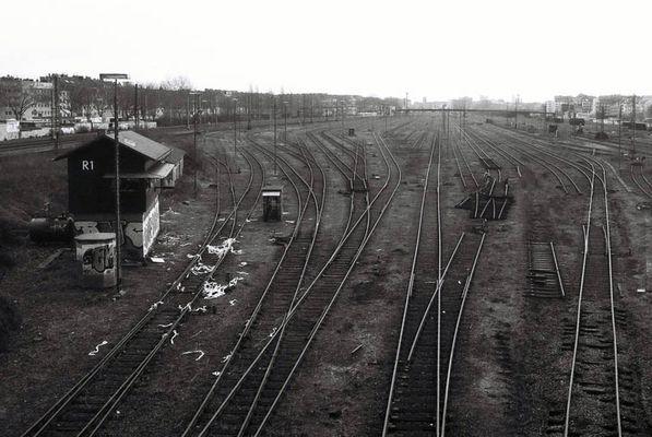Derendorf Bahnhof