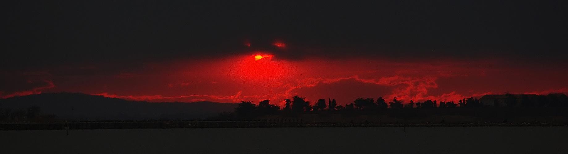 Dernier coucher de soleil 2009