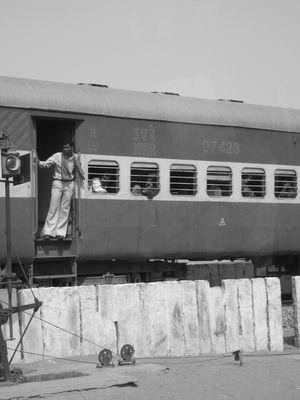 Dernier train pour Delhi
