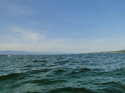 dernières virée sur le lac