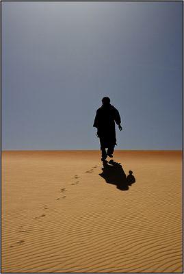 Derrière la dune ???