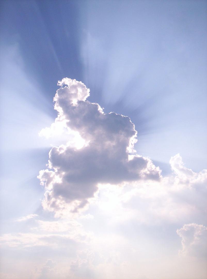 derrière les nuages le soleil brille toujours