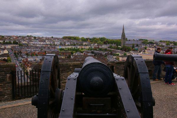 Derry - Bogside...