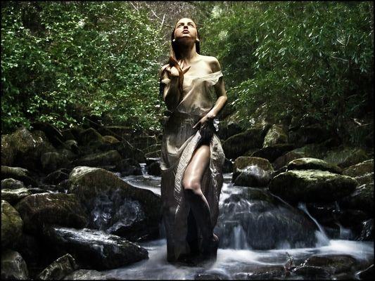 Derweil die Gretel auf dem Holz.. äh Wasserweg treckt, der Hänsel schon in Hexes heißer Röhre steckt