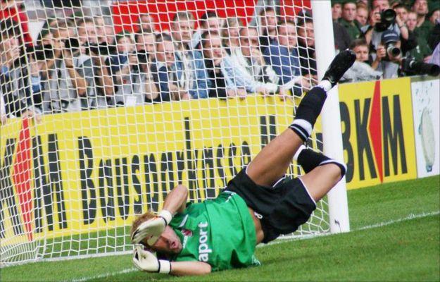 Derzeitiger Elfmeterschreck bei Eintracht Frankfurt - Markus Pröll