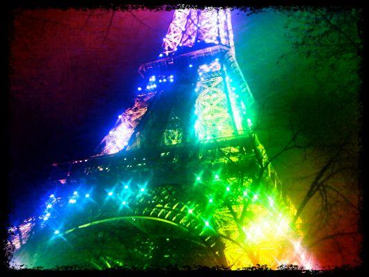 des couleurs pour la nouvelle année