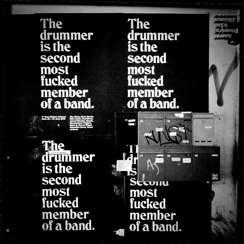 des Drummers Kummerkasten