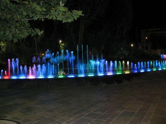 des fantomes sortent de la fontaine ?