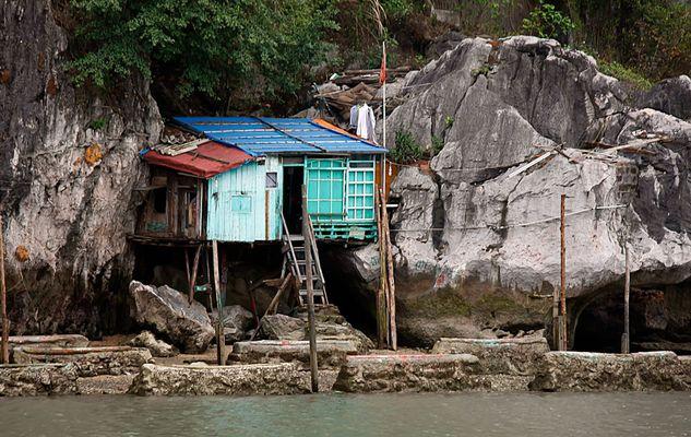 Des Fischers Haus