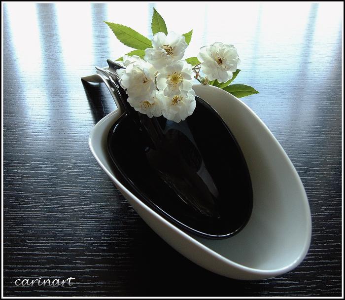 Des fleurs à la pelle / Blumen löffelweise