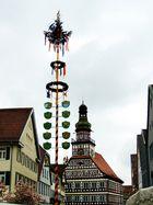 Des isch´s Rathaus von Kirchheim