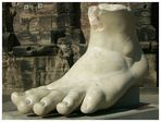 Des Kaisers Fuß