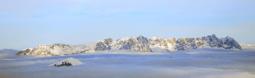 Des Kaisers Krone überm Nebelmeer (2)