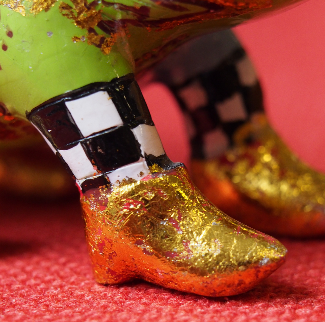 Des Kaisers neue Schuhe