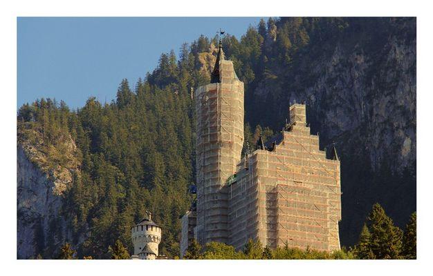 Des Königs neue Kleider - Neuschwanstein