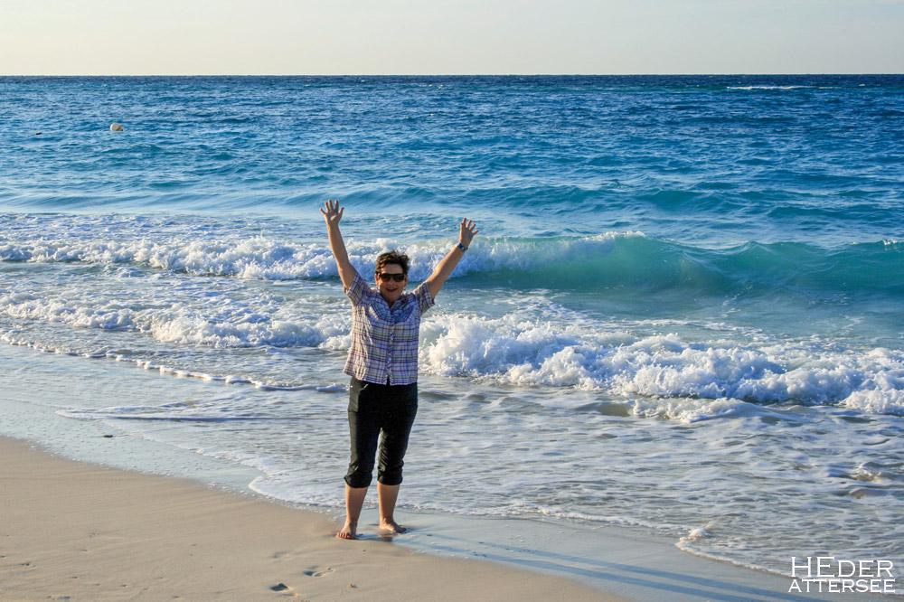 Des Meeres und der Liebe Wellen.............!
