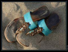 Des Model´s Schuhwerk im Jahre 2006