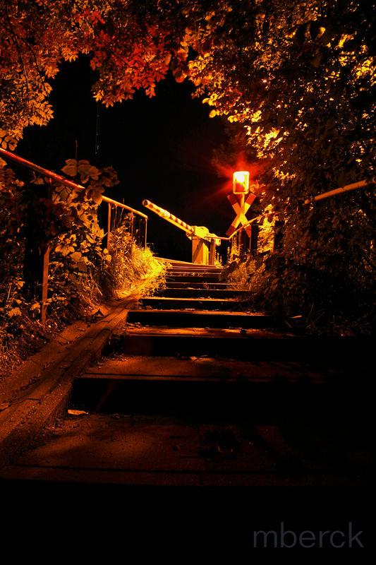 des nachtens