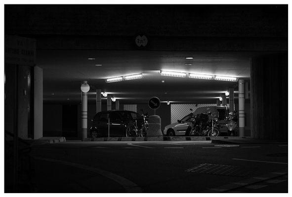 .. des Nachts