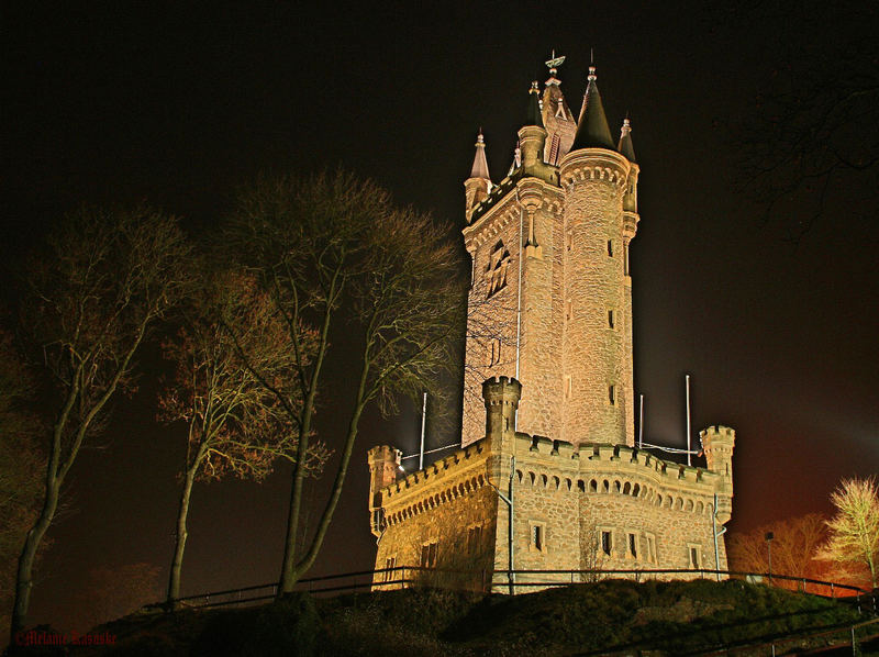 Des Nachts in Dillenburg