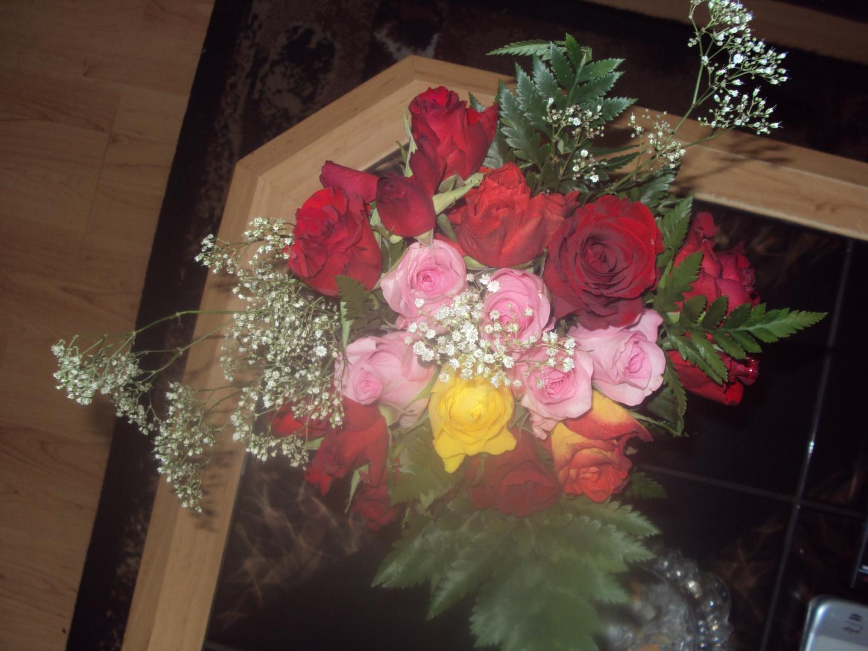 des roses pour dire je t'aime