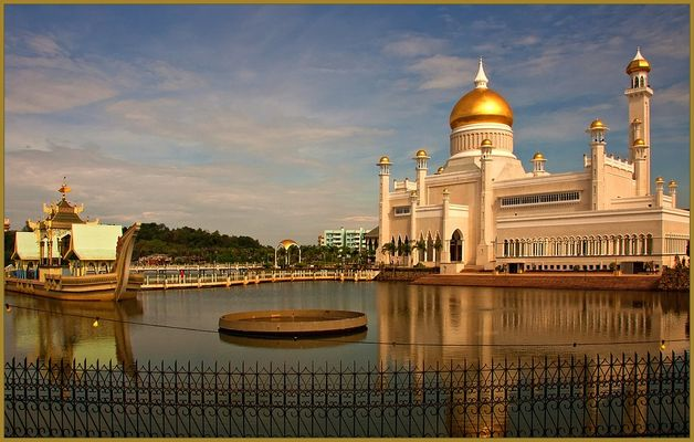 des Sultans Moschee