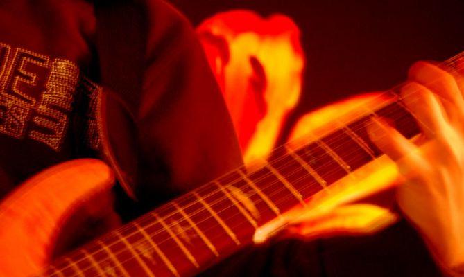 Des Teufels Gitarrist