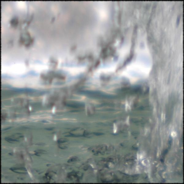 Des Wassers Vielgestalt (3)