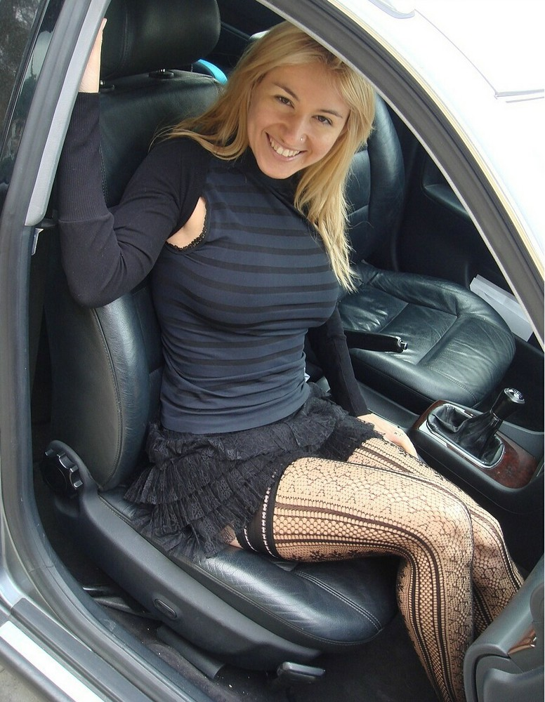 Descente de voiture