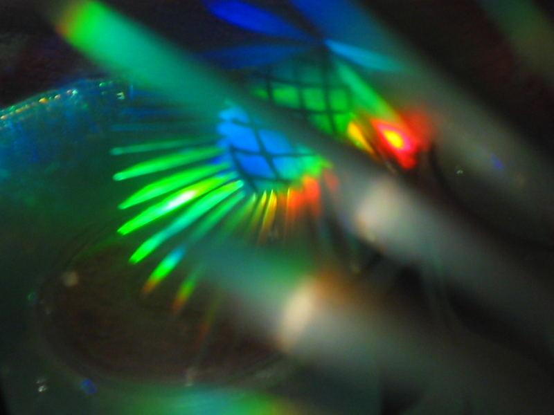descomposicion de luz