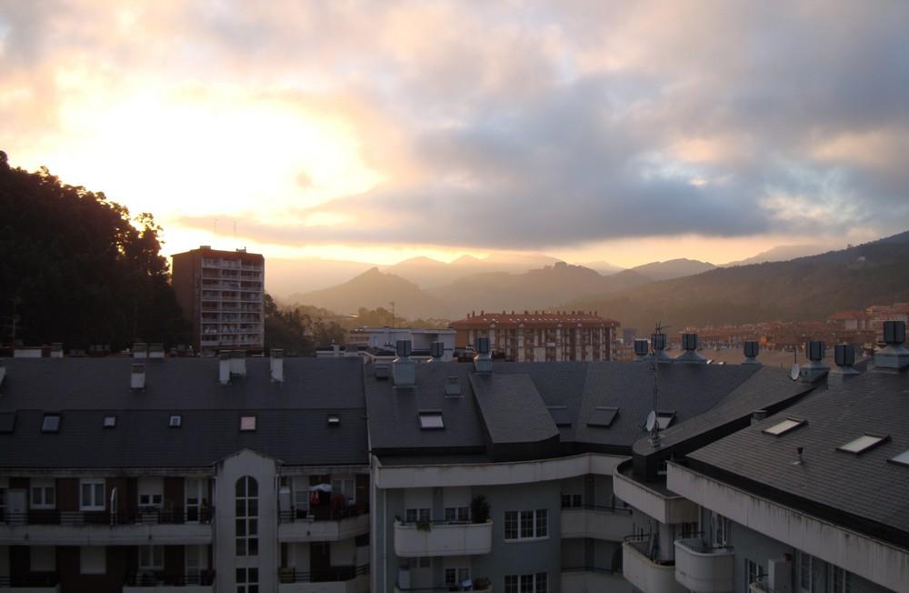 Desde el balcon de mi cas